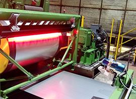 Advanced Metallic Coating Lines by Primetals Technologies