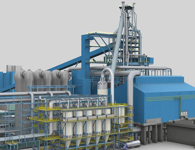 Highly Efficient Gas Cleaning by Primetals Technologies